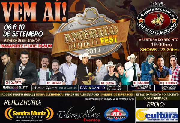 Américo Rodeo Fest