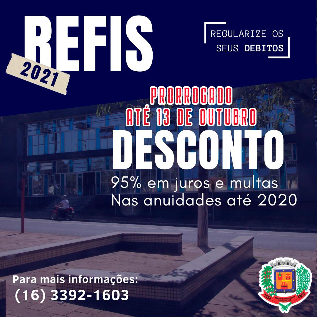 Prefeitura Américo Brasiliense REFIS