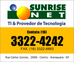 Sunrise provedor - central